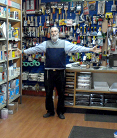 Welcome Reingewirtz Paint Store
